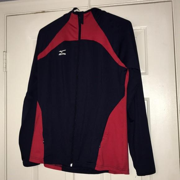 mizuno volleyball clothing canada zip
